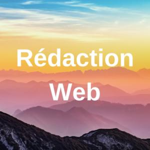 Rédaction Web - Nomad'Ly